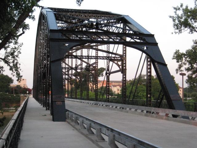 waco truss bridge s s bridge painting inc